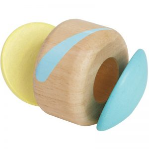 EarthHero - PlanToys Wooden Clapping Roller - 1
