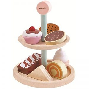 EarthHero - Pretend Play Bakery Stand  - 1