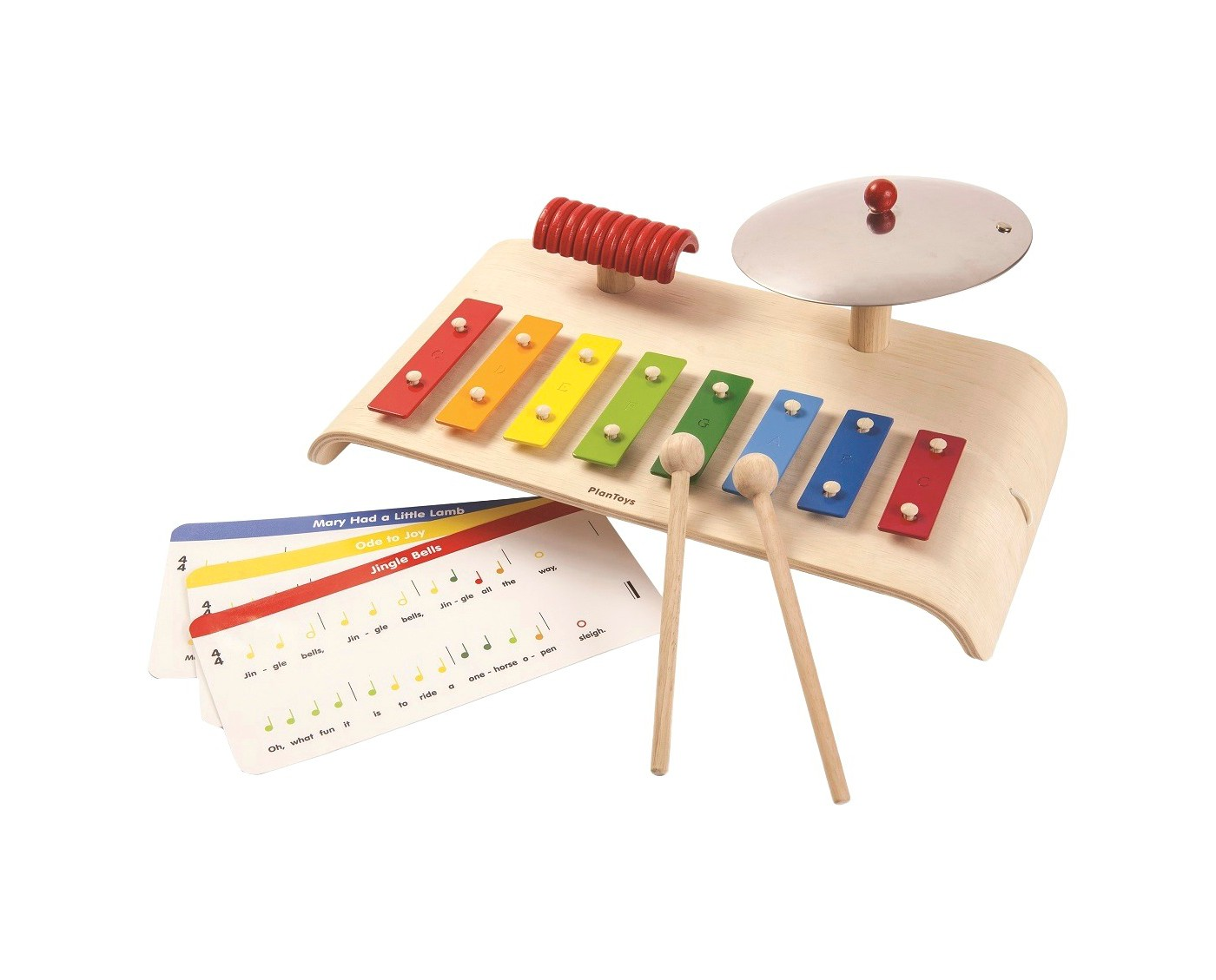 plantoys musical xylophone set