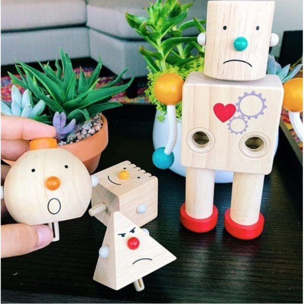 EarthHero - PlanToys Build-a-Robot - 2