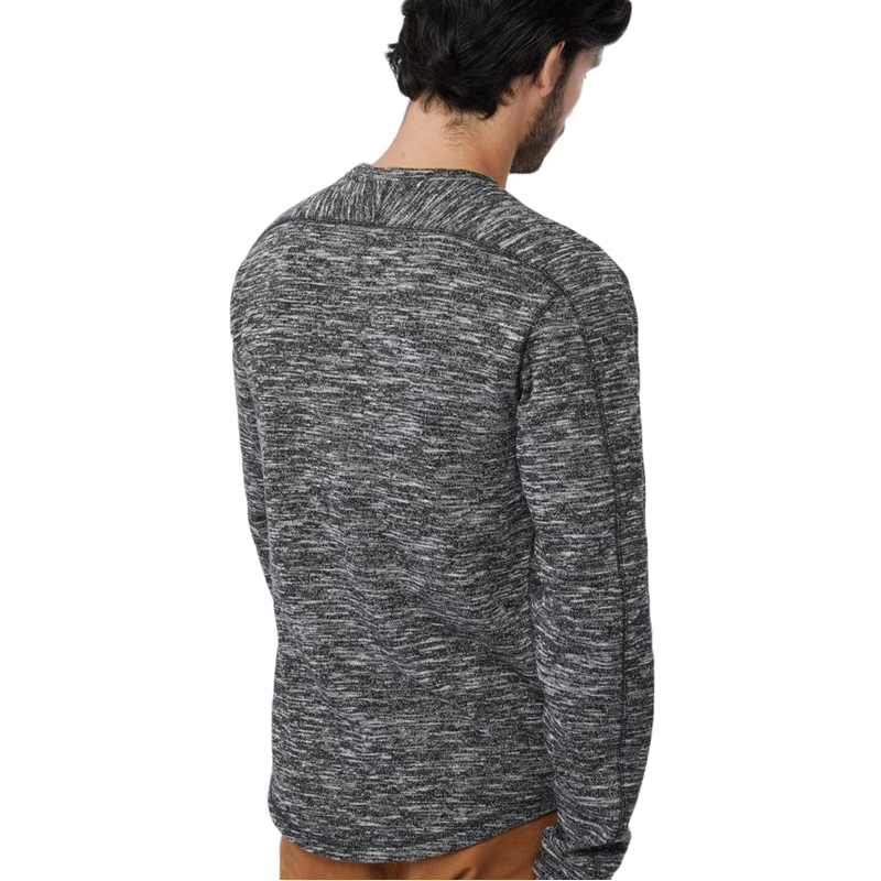 EarthHero - tentree Men's Irvin Heathered Crew Neck T-Shirt - 4