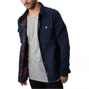 EarthHero - tentree Men's Macaw Organic Cotton Canvas Jacket - 1