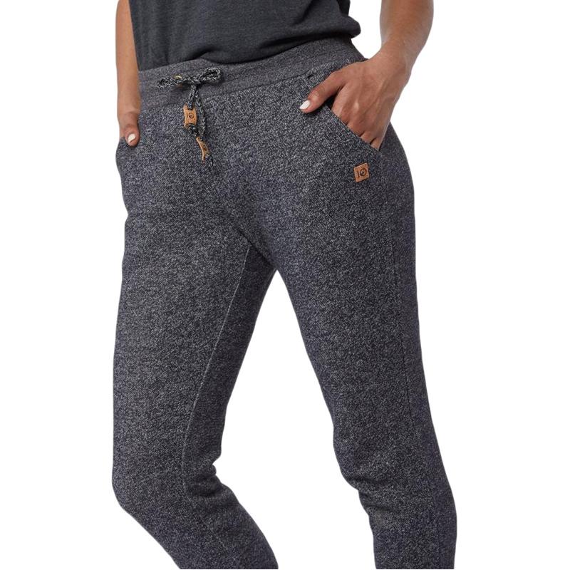 EarthHero - tentree Women's Bamone Fleece Sweatpants - 1