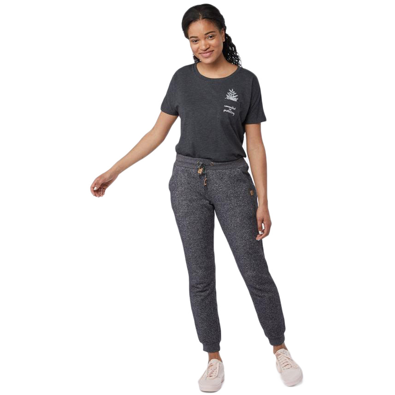 EarthHero - tentree Women's Bamone Fleece Sweatpants - 2