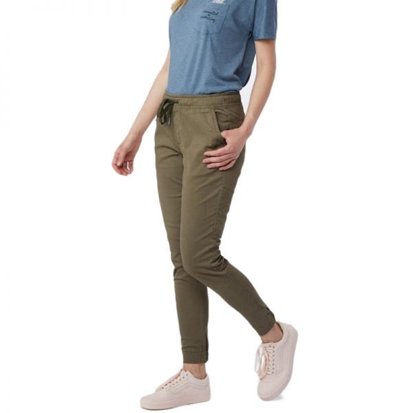 EarthHero - tentree Women's Pacific Organic Cotton Joggers - 1