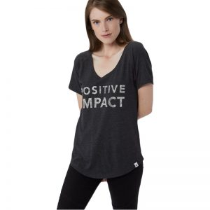 EarthHero - tentree Women's Positive Impact Graphic Tee - 1