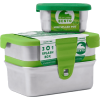 EarthHero - 3-in-1 Splash Stainless Steel Lunchbox - 1