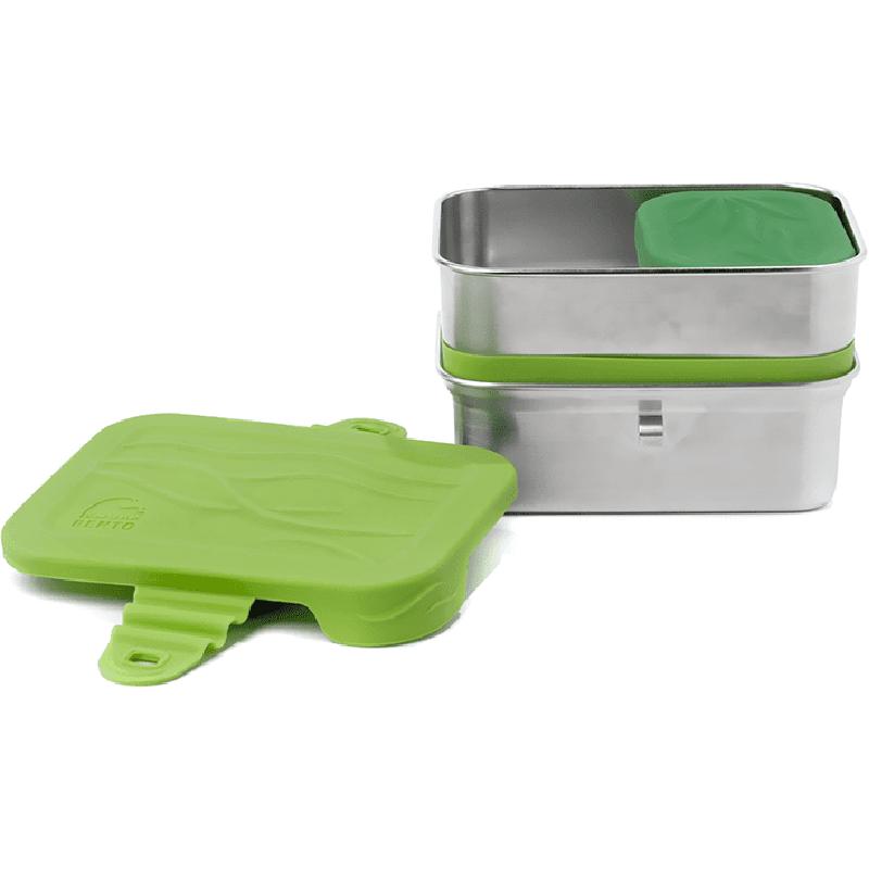 EarthHero - 3-in-1 Splash Stainless Steel Lunchbox - 5