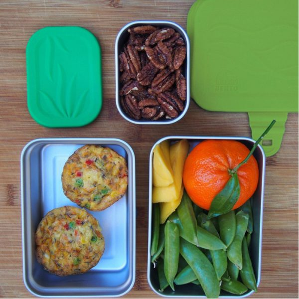 EarthHero - 3-in-1 Splash Stainless Steel Lunchbox - 6