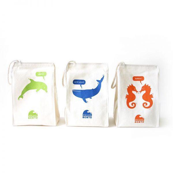 EarthHero - Organic Cotton Lunch Bag - 1