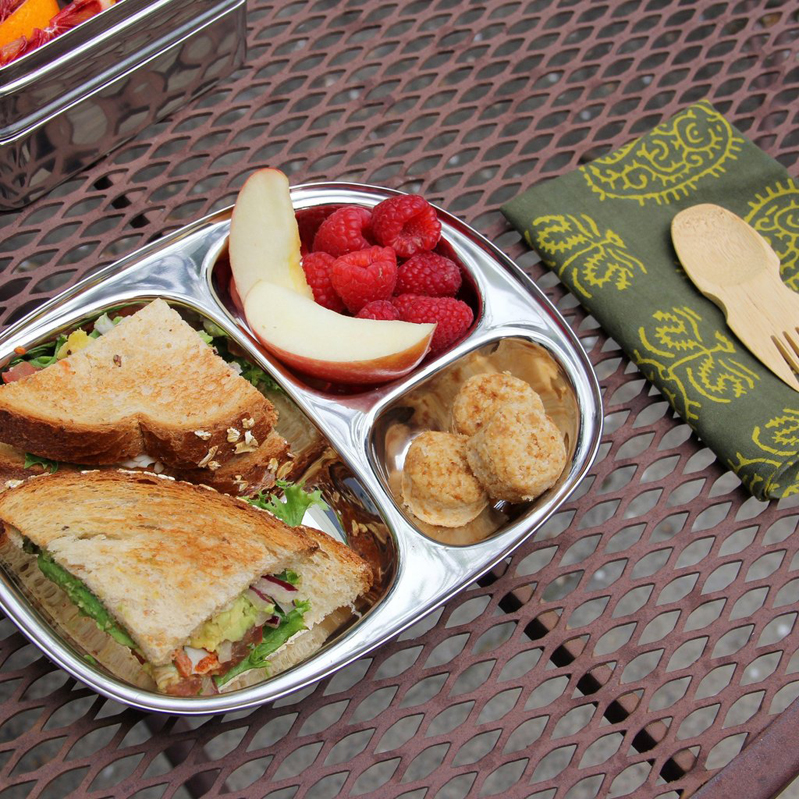 EarthHero - Stainless Steel Camping Plate - 5