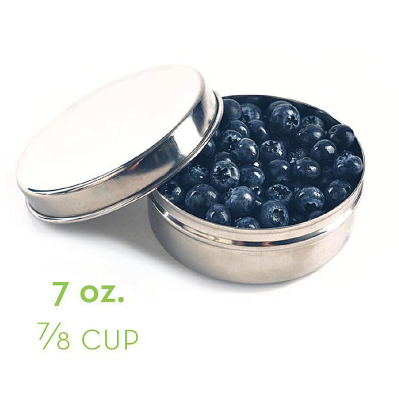 EarthHero - Stainless Steel Container for Snacks - 2