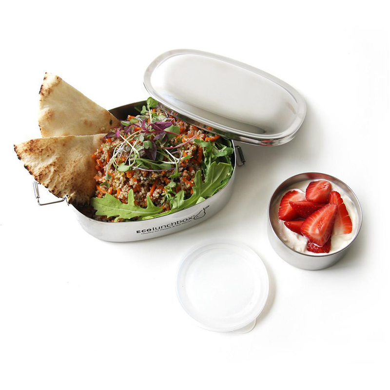 EarthHero - Stainless Steel Container Lunch Set - 1