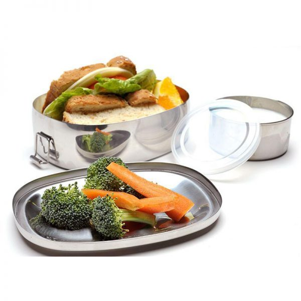 EarthHero - Stainless Steel Container Lunch Set - 2