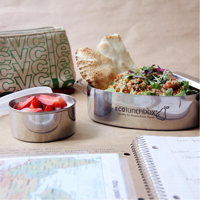 EarthHero - Stainless Steel Container Lunch Set - 5
