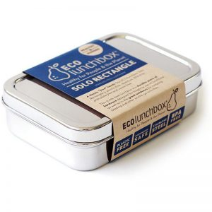 EarthHero - Stainless Steel Rectangle Container - 1