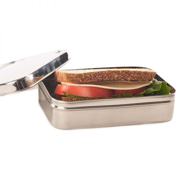 EarthHero - Stainless Steel Rectangle Container - 2