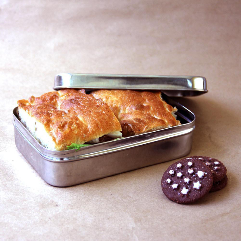 EarthHero - Stainless Steel Rectangle Container - 3