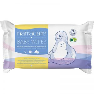 EarthHero - Organic Cotton Baby Wipes - 1