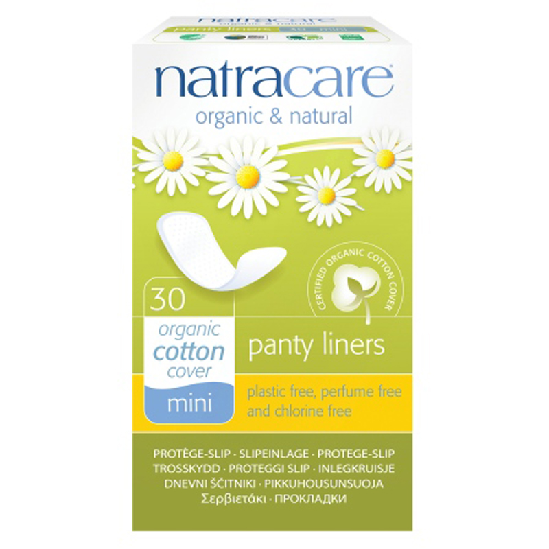 EarthHero - Organic Cotton Panty Liners - Mini