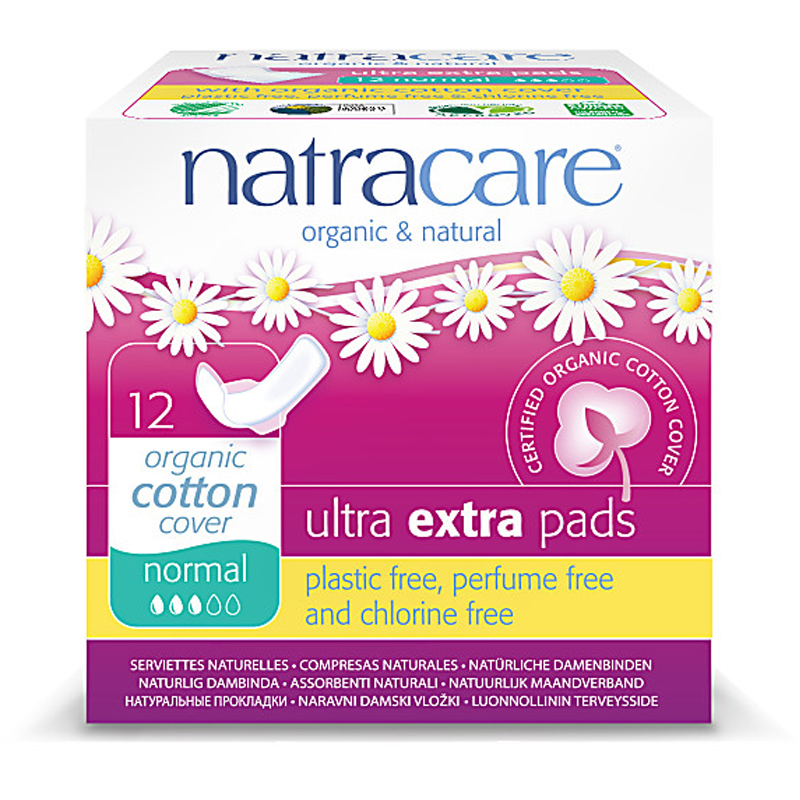 EarthHero - Organic Extra Strength Cotton Pads - Regular