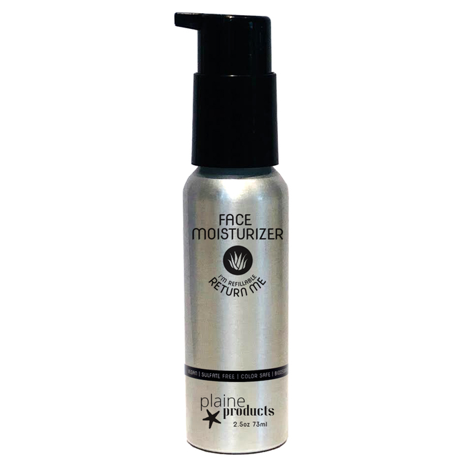 EarthHero - Refillable Travel Size Vegan Face Moisturizer