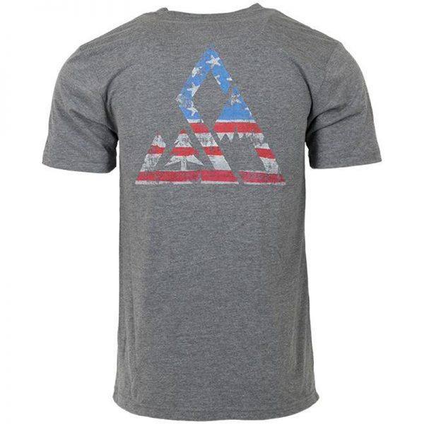 EarthHero - Home of the Brave Men's Graphic T-Shirt