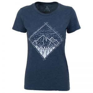 EarthHero - Windy Sky Women's Graphic T-Shirt