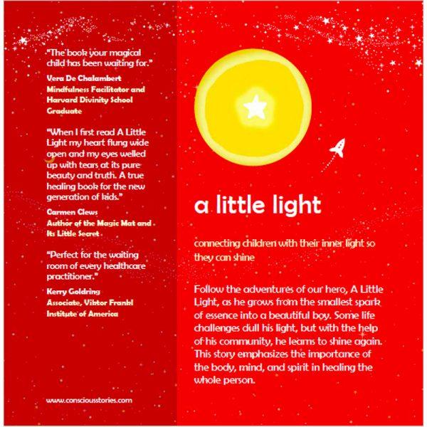 "EarthHero - ""A Little Light"" Children's Book - 2"