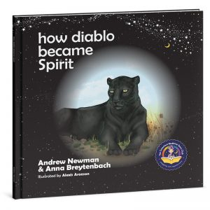 "EarthHero - ""How Diablo Became Spirit"" Children's Book - 1"