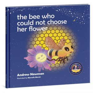 "EarthHero - ""The Bee Who Could Not Choose Her Flowers"" Children's Book - 1"