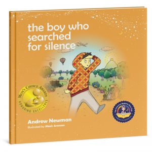 "EarthHero - ""The Boy Who Searched for Silence"" Children's Book - 1"
