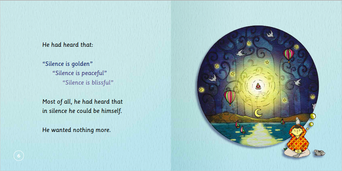 "EarthHero - ""The Boy Who Searched for Silence"" Children's Book - 4"