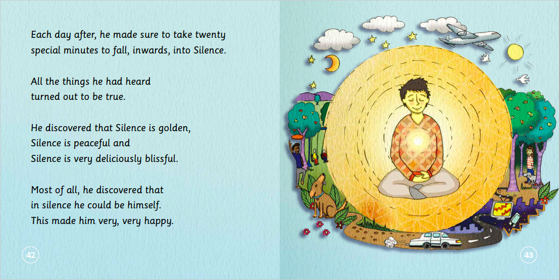 "EarthHero - ""The Boy Who Searched for Silence"" Children's Book - 6"