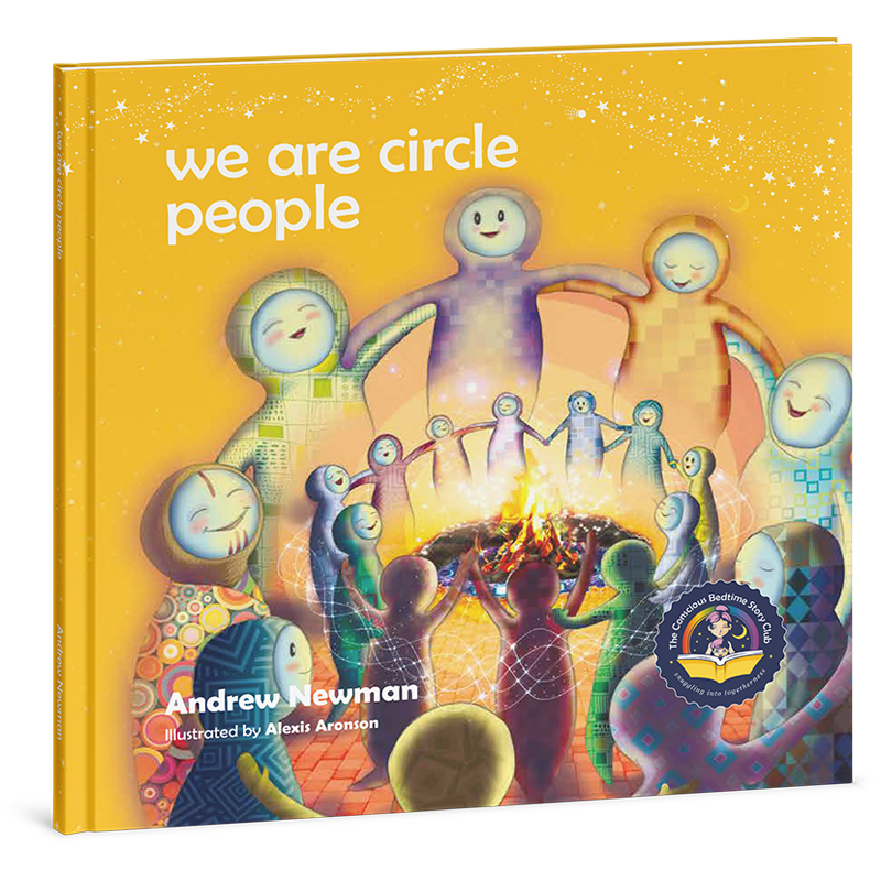 "EarthHero - ""The Circle People"" Children's Book - 1"