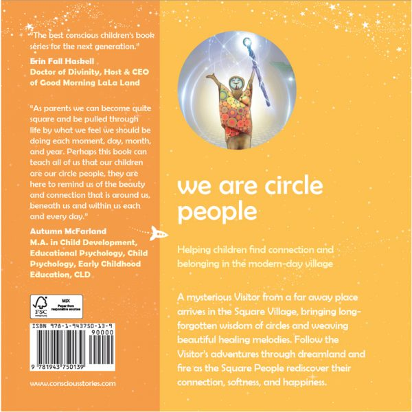 "EarthHero - ""The Circle People"" Children's Book - 2"