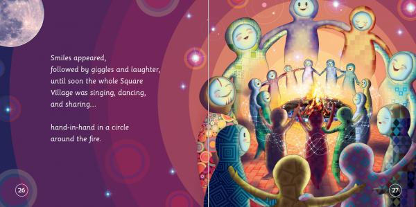 "EarthHero - ""The Circle People"" Children's Book - 3"