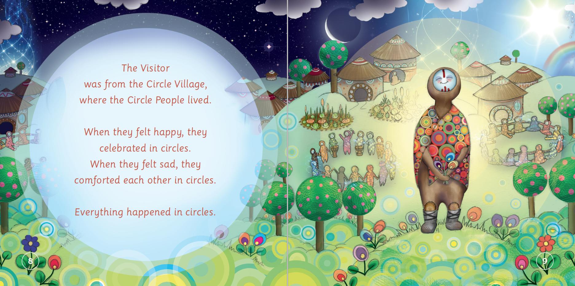 "EarthHero - ""The Circle People"" Children's Book - 4"