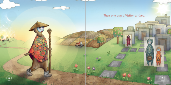 "EarthHero - ""The Circle People"" Children's Book - 5"