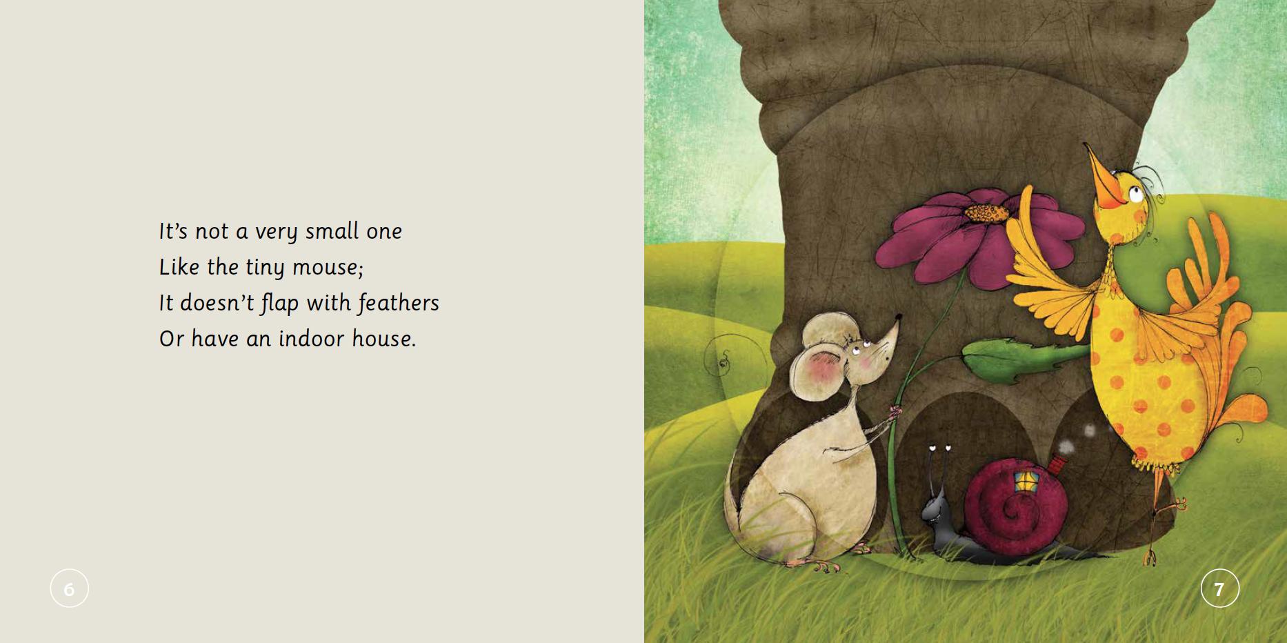 "EarthHero - ""The Elephant Who Tried to Tiptoe"" Children's Book - 4"