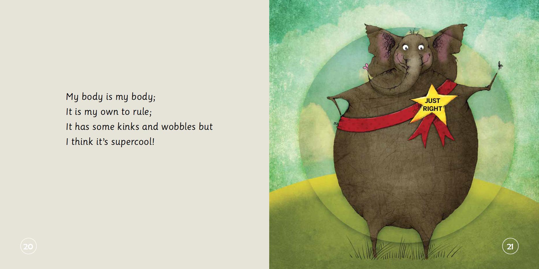 "EarthHero - ""The Elephant Who Tried to Tiptoe"" Children's Book - 5"