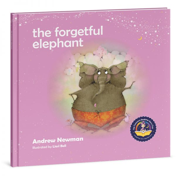 "EarthHero - ""The Forgetful Elephant"" Children's Book - 1"