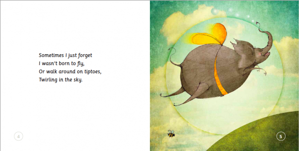 "EarthHero - ""The Forgetful Elephant"" Children's Book - 3"