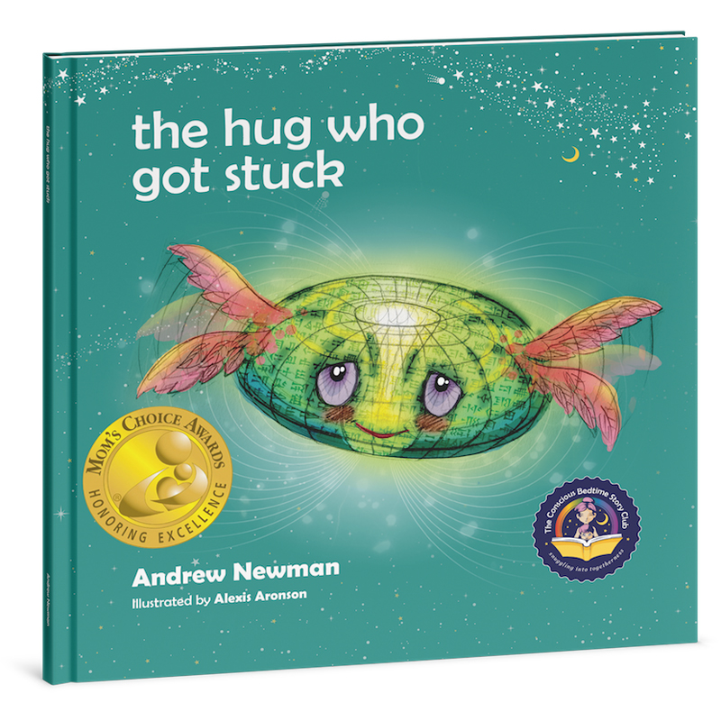 "EarthHero - ""The Hug Who Got Stuck"" Children's Book - 1"