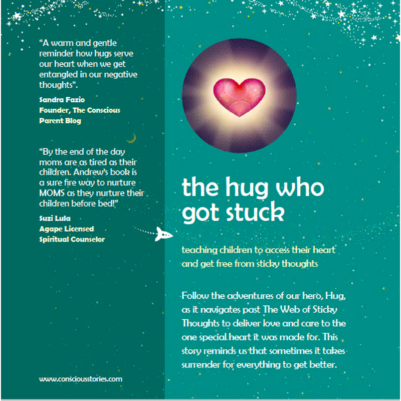 "EarthHero - ""The Hug Who Got Stuck"" Children's Book - 2"