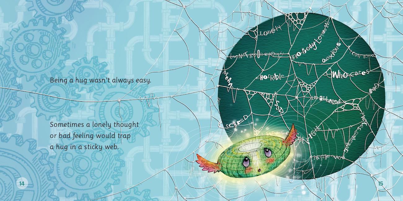 "EarthHero - ""The Hug Who Got Stuck"" Children's Book - 5"