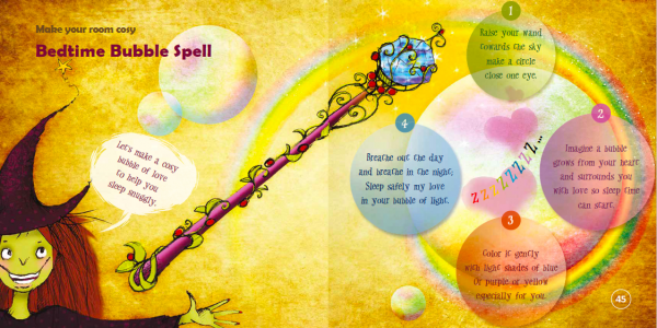 """EarthHero - """"The Laughing Witch"""" Children's Book - 6"""