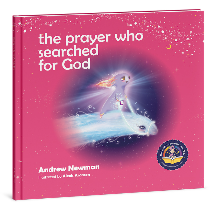"EarthHero - ""The Prayer Who Searched for God"" Children's Book - 1"
