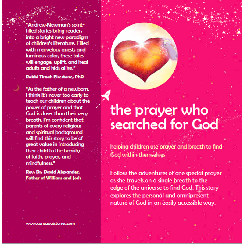 "EarthHero - ""The Prayer Who Searched for God"" Children's Book - 2"