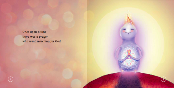 "EarthHero - ""The Prayer Who Searched for God"" Children's Book - 3"
